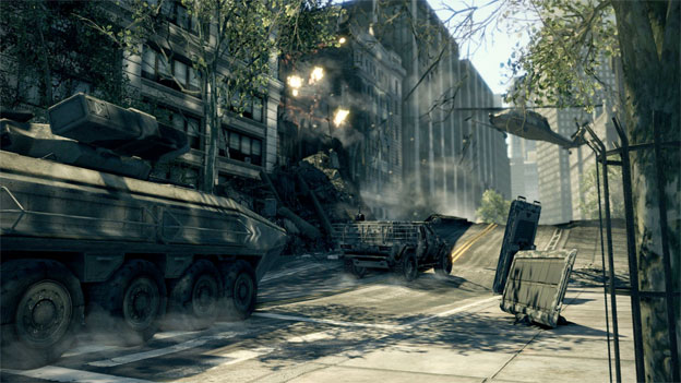 Crysis 2 Screenshot