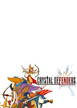 Crystal Defenders box art
