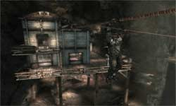 Damnation screenshot