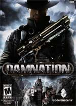 Damnation box art