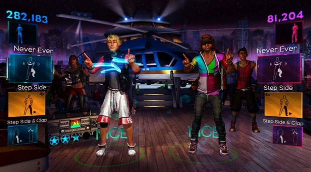 Dance Central 2 Screenshot