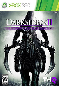 Darksiders II: Argul's Tomb Box Art