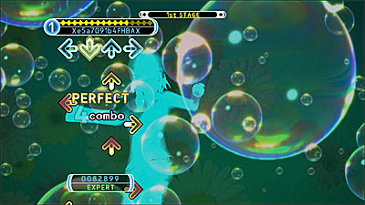Dance Dance Revolution Universe 3 screenshot