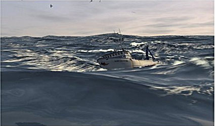 Deadliest Catch: Alaskan Storm screenshot