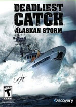 Deadliest Catch: Alaskan Storm box art
