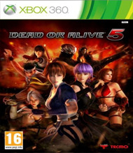 Dead or Alive 5 Box Art