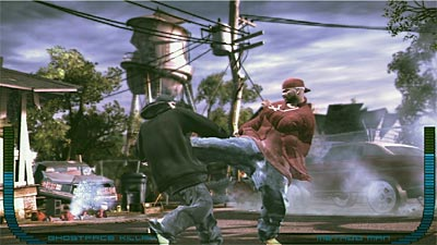 Def Jam: Icon screenshot