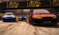 DiRT 2 screenshot