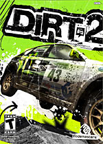 DiRT 2 box art