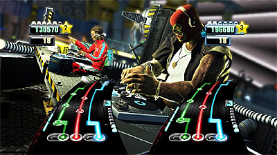 DJ Hero screenshot
