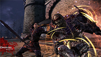 Dragon Age Origins: Awakening screenshot
