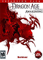 Dragon Age Origins: Awakening box art