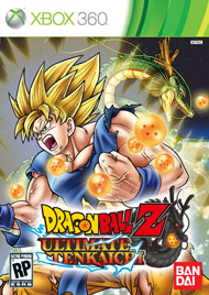 Dragon Ball Z: Ultimate Tenkaichi Box Art