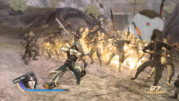 Dynasty Warriors 7 Screenshot