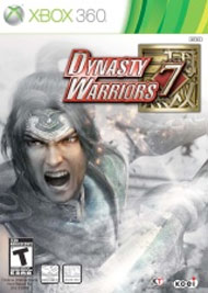 Dynasty Warriors 7 Box Art