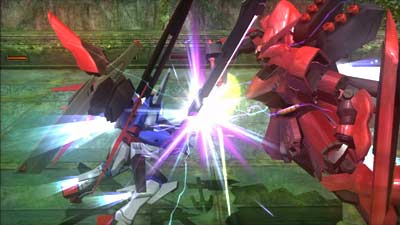 Dynasty Warriors: Gundam 2 screenshot