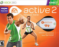 EA Sports Active 2 Box Art