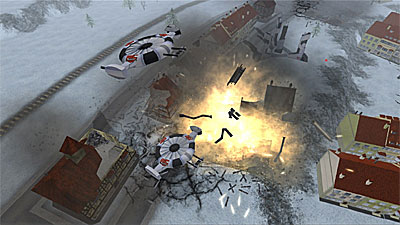 Elements of Destruction screenshot