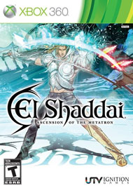 El Shaddai: Ascension of the Metatron Box Art