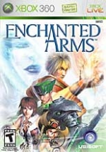 Enchanted Arms box art