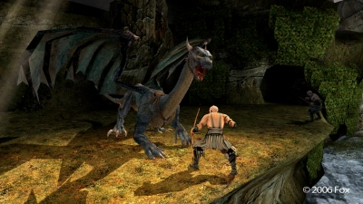 Eragon screenshot
