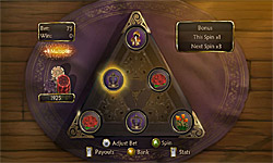Fable II Pub Games screenshot