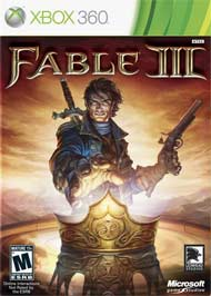 Fable III box art