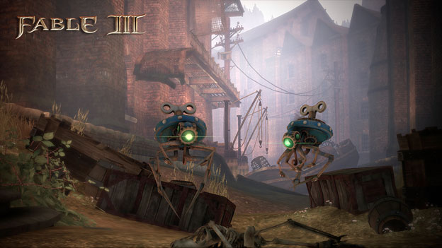 Fable III: Traitor's Keep Screenshot
