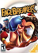 FaceBreaker box art