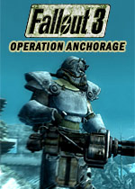 Fallout 3: Operation Anchorage box art