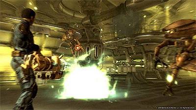 Fallout 3: Mothership Zeta screenshot