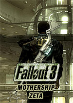 Fallout 3: Mothership Zeta box art