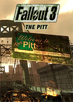 Fallout 3: The Pitt box art