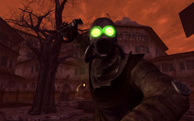 Fallout: New Vegas – Dead Money Screenshot