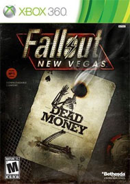 Fallout: New Vegas – Dead Money Box Art