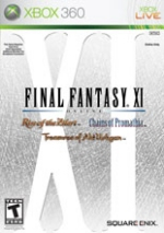 Final Fantasy XI box art