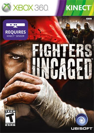 Fighters Uncaged box art
