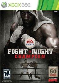 Fight Night Champion Box Art