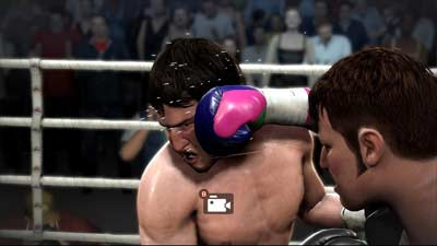 Fight Night Round 4 screenshot