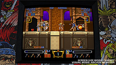 Final Fight: Double Impact screenshot