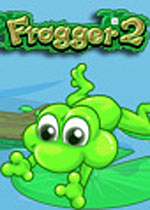 Frogger 2 box art