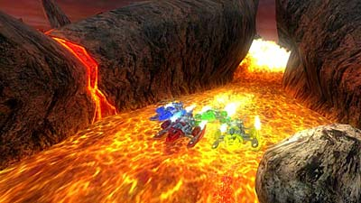 Fuzion Frenzy 2 screenshot