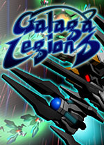 Galaga Legions box art