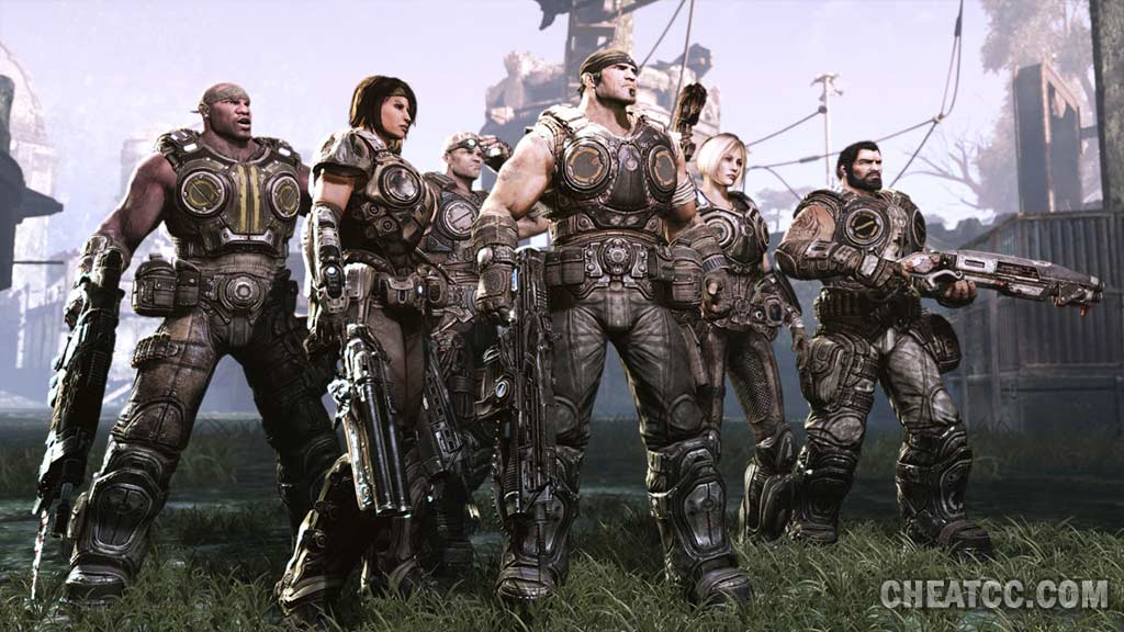 Gears of War 3 image