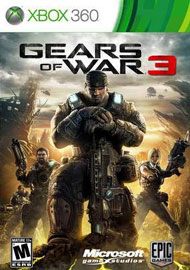 Gears of War 3: RAAM's Shadow Box Art