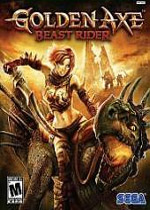 Golden Axe: Beast Rider box art