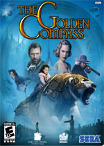 The Golden Compass box art