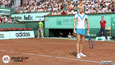 Grand Slam Tennis 2 Screenshot - click to enlarge