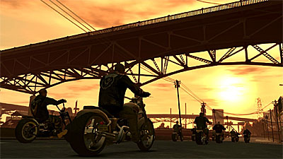 Grand Theft Auto IV: The Lost and Damned screenshot