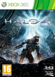 Halo 4: Castle Map Pack Box Art